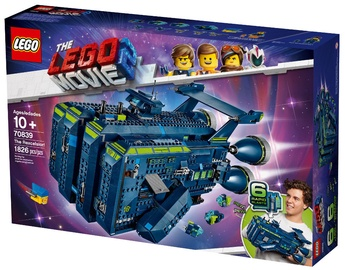 LEGO The Lego Movie 2 The Rexcelsior 70839