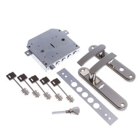 Border Mortise Lock Zv9-6P/15K 70062