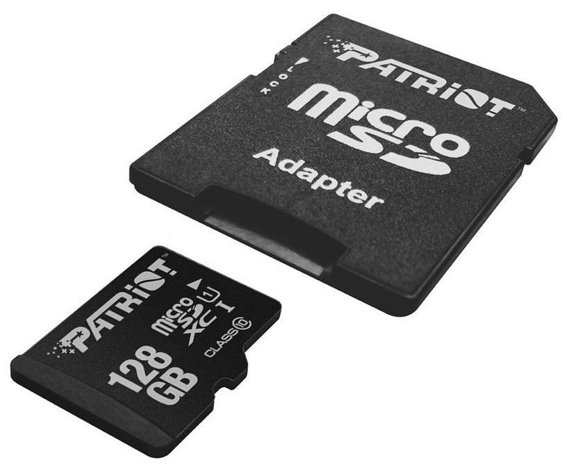 Patriot 128GB LX Series Micro SDXC Class 10 + Adapter
