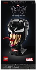 Конструктор LEGO Marvel Веном76187, 565 шт.