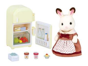 Žaislinė figūrėlė Epoch Sylvanian Families Chocolate Rabbit Mother Set 2202