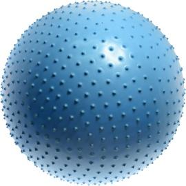 Masažinis kamuolys LIFEFIT 65cm, mėlynas