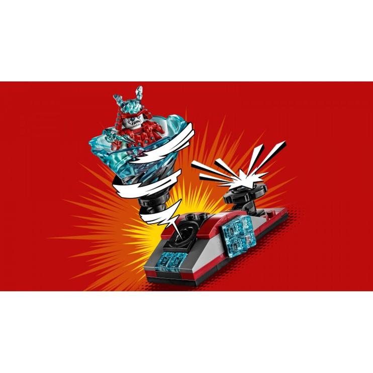 Конструктор LEGO Ninjago Spinjitzu Slam Kai VS Samurai 70684 70684, 164 шт.