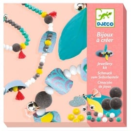 Djeco Needlework Beads And Jewellery Vitamins Jewellery Kit