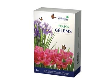 Mēslojums puķēm NPK 12-11-17 Baltic Agro, 1kg
