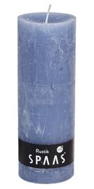 Küünal Rustik 70x190mm 95h hallikas-sinine