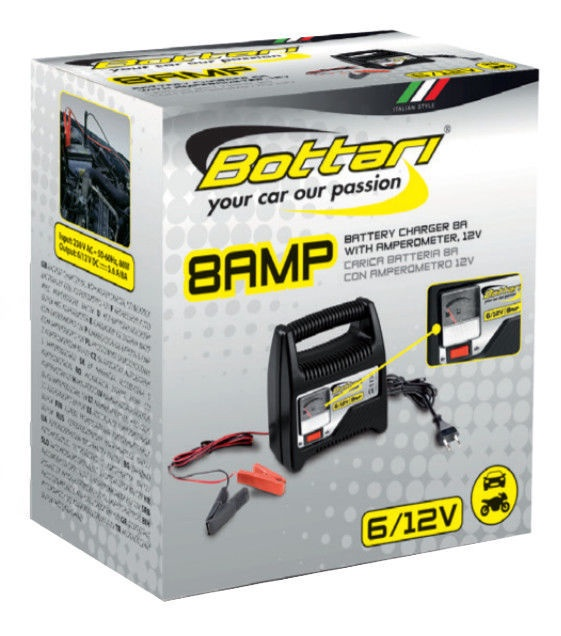 Зарядное устройство Bottari 28108, 12 В