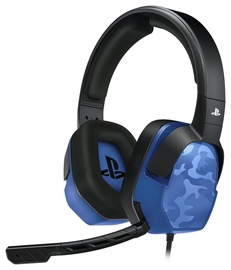 Pdp Afterglow LVL 3 Stereo Gaming Headset Blue Camo