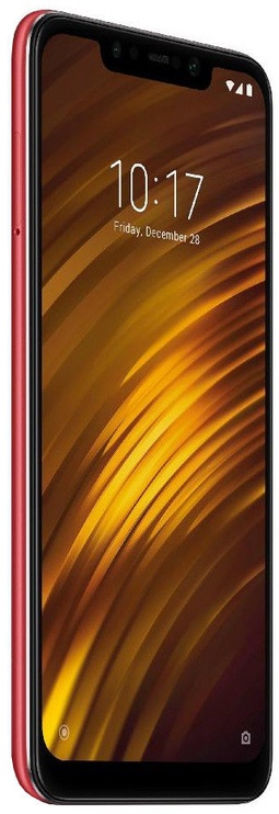 Mobilus telefonas Xiaomi Pocophone F1 128GB Dual Red
