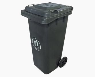 Dumpster 120l Gray