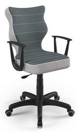 Детский стул Entelo Norm CR06, черный, 375 мм x 1010 мм