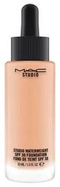 Mac Studio Waterweight Foundation SPF30 30ml NW25