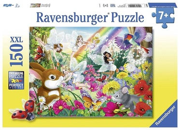 Puzle Ravensburger Magical Forest Fairies 10044, 150 gab.