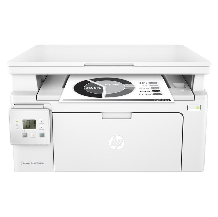 Daugiafunkcis spausdintuvas HP Laserjet Pro MFP M130A, lazerinis