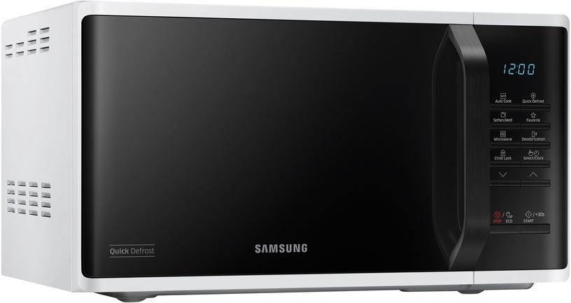 Mikrobangų krosnelė Samsung MS23K3513AW/BA