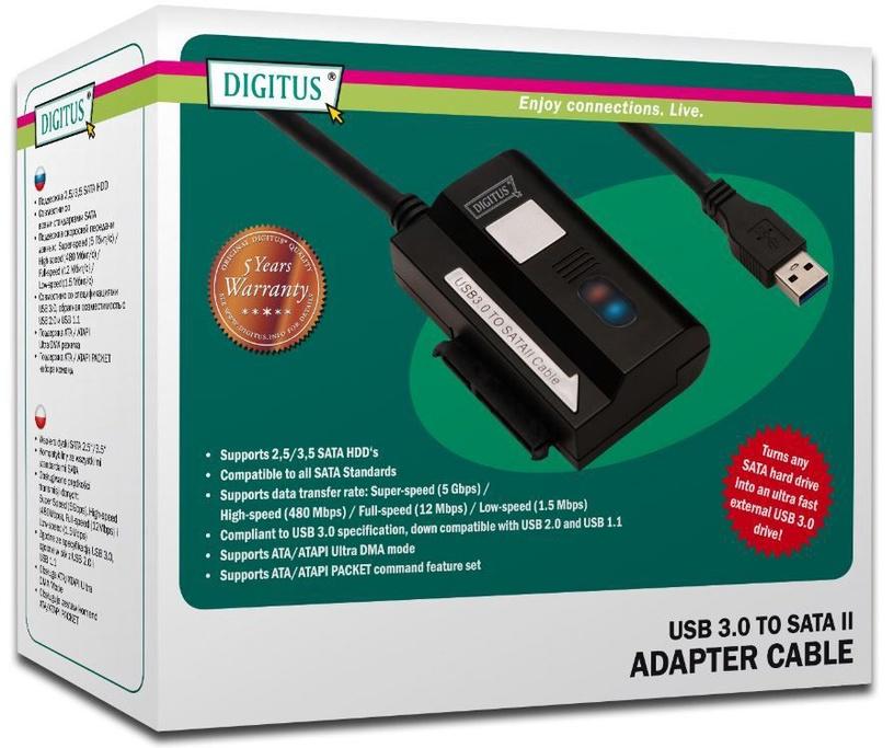 Digitus Adapter USB 3.0 to SATA
