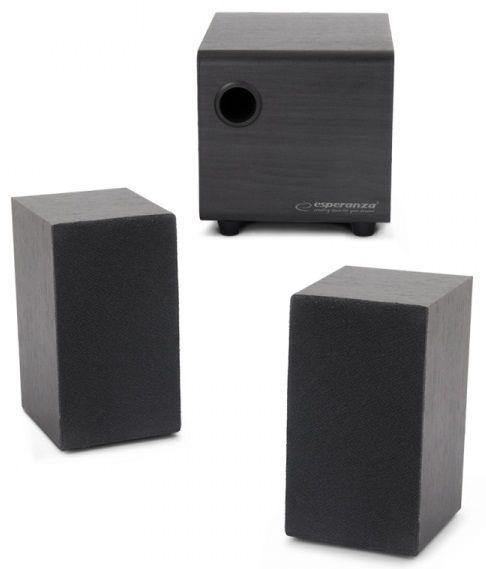 Esperanza EP123 Twist 2.1 Speakers