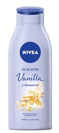 Nivea Oil In Lotion Vanilla & Almond Oil 400ml