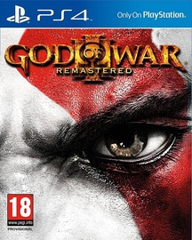 God of War III Remastered incl. Russian Audio PS4
