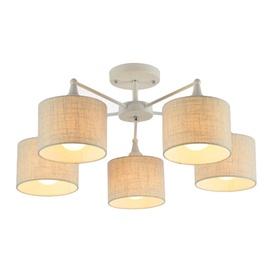LAMPA GRIESTU MB50360B-5 5X40W E27 (DOMOLETTI)