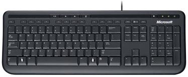 Microsoft 600 Wired Keyboard RU Black