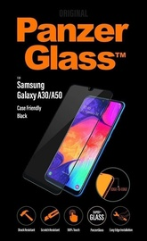 PanzerGlass Rounded Edges Glass For Samsung Galaxy A30/A50/A30s/A50s Black