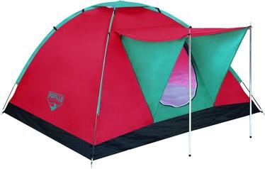 Bestway 68012 Pavillo Range X3 Tent Red