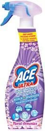 Purškiamos putos Ace Ultra Floral Perfume, įvairių paviršių ir audinių valiklis 700ml