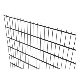 Tvoros segmentas, 2500 x 1430 x 6 mm, pilkas
