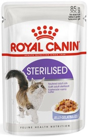 Royal Canin Sterilised Cat Meat In Jelly 85g