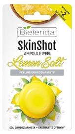 Bielenda Skin Shot Peeling 8g Lemon Salt