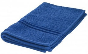 Verners Frotee Wick Pattern 30x50cm Blue