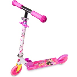 Bērnu skūteris Disney Minnie, rozā