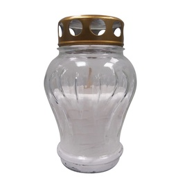 Kapų žvakė Luna, 8.5 x 13.5 cm, 40 val.