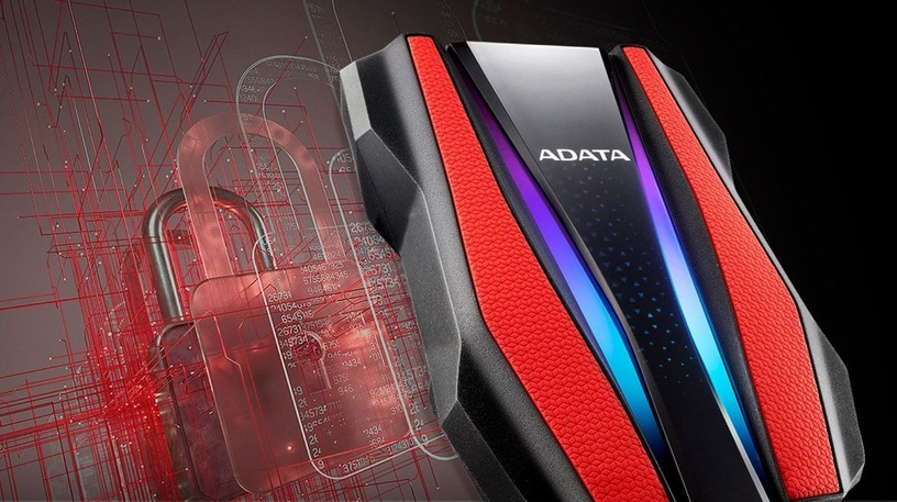 ADATA HD770G 1TB Red