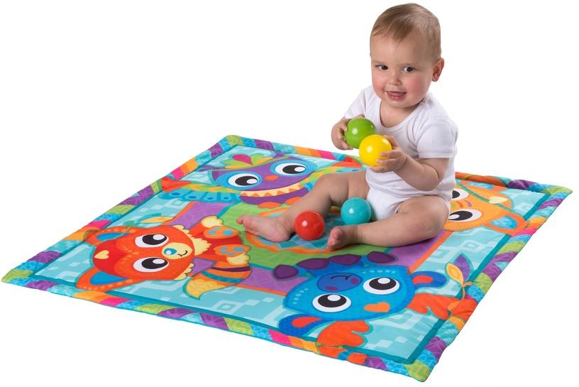 Playgro Grow N Play Convert Me Teepee Ball Activity Gym 4in1 0187626