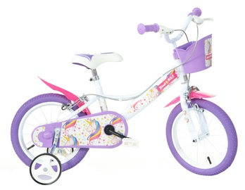 "Bimbo Bike 77326 14"" White Violet"