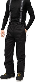 Audimas Mens Ski Pants Black 184/M