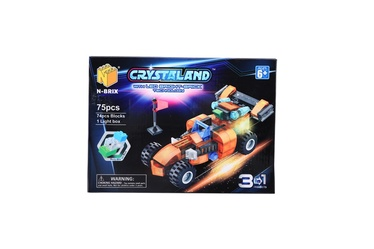 Crystaland Constructor Toy 99116 73pcs