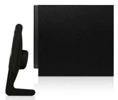 Sweex Purephonic 2.1 Speaker Set Black/Silver