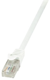 LogiLink CAT 6 U/UTP Cable White 3m