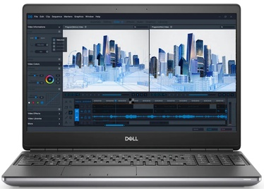 Ноутбук Dell Mobile Precision 7560, Intel® Core™ i9-11950H, 16 GB, 512 GB, 15.6 ″