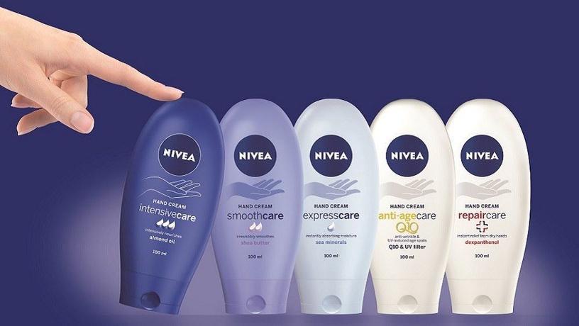 Nivea Nourishing Care Hand Cream 100ml