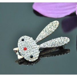 Vincento Brooch With Zirconium Crystal LD-1091