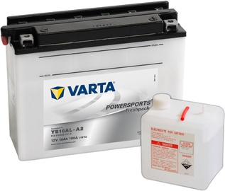Varta Powersports Freshpack SLI YB16AL-A2