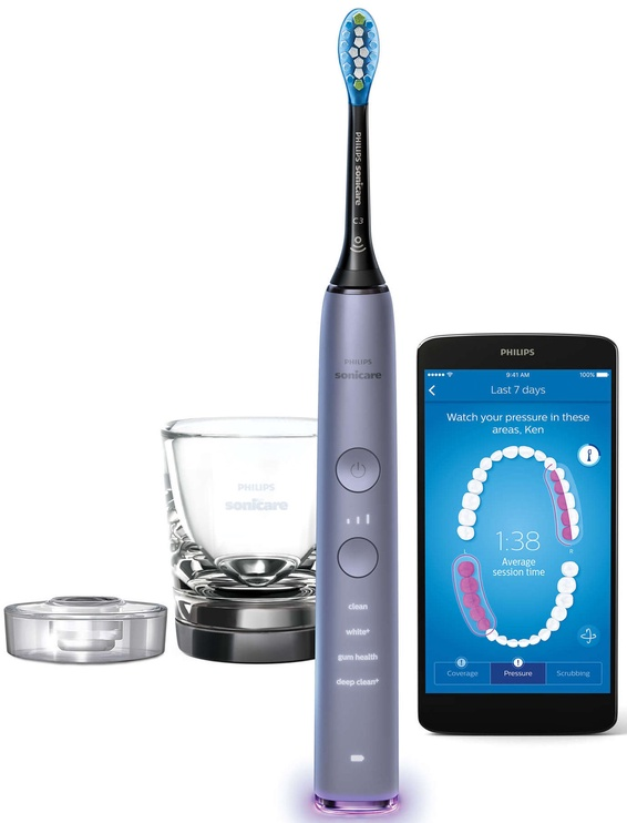 Philips Electric Toothbrush Sonicare DiamondClean Smart HX9901/43