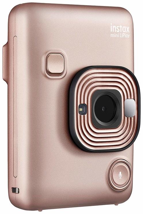 Fotoaparaat instax mini LiPlay Blush Gold