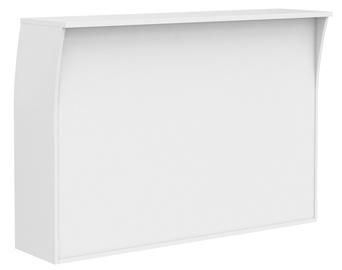 Reģistratūras galds Skyland Imago PC-4, balta