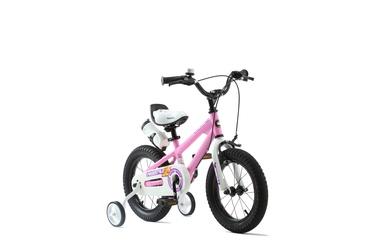 "Bērnu velosipēds Royalbaby Freestyle RB12B-6, rozā, 12"""