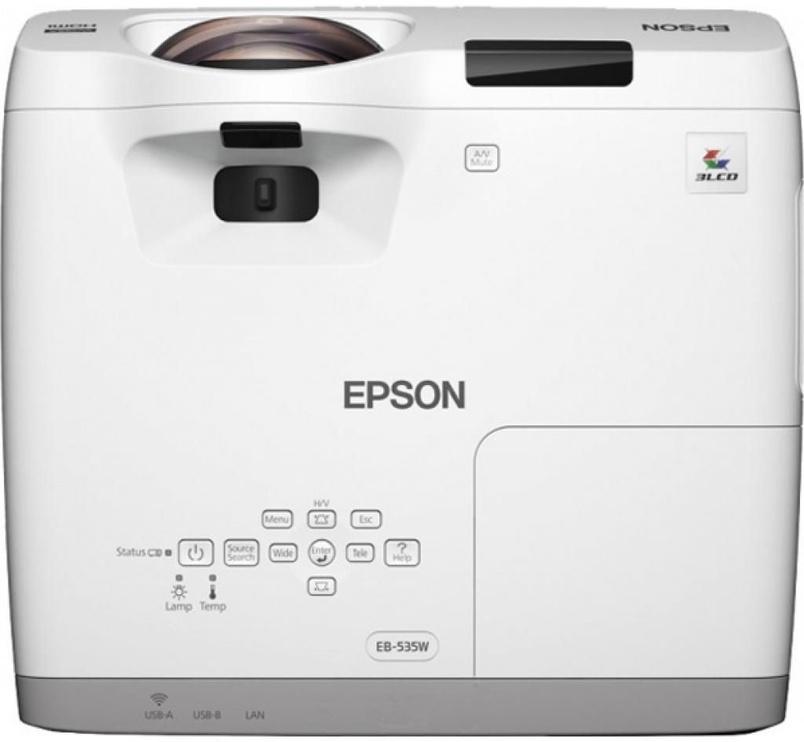 Projektor Epson Short Throw EB-535W